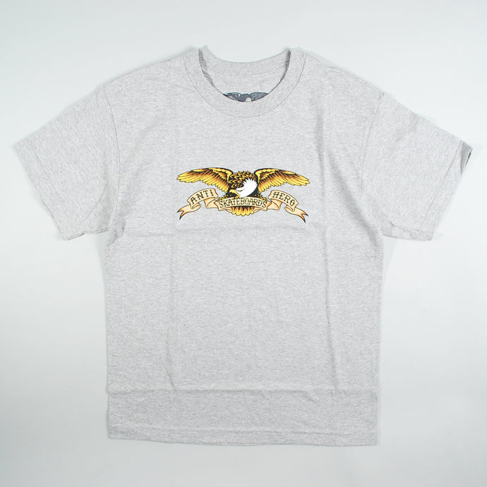 Anti Hero Eagle Youth T-Shirt Grey