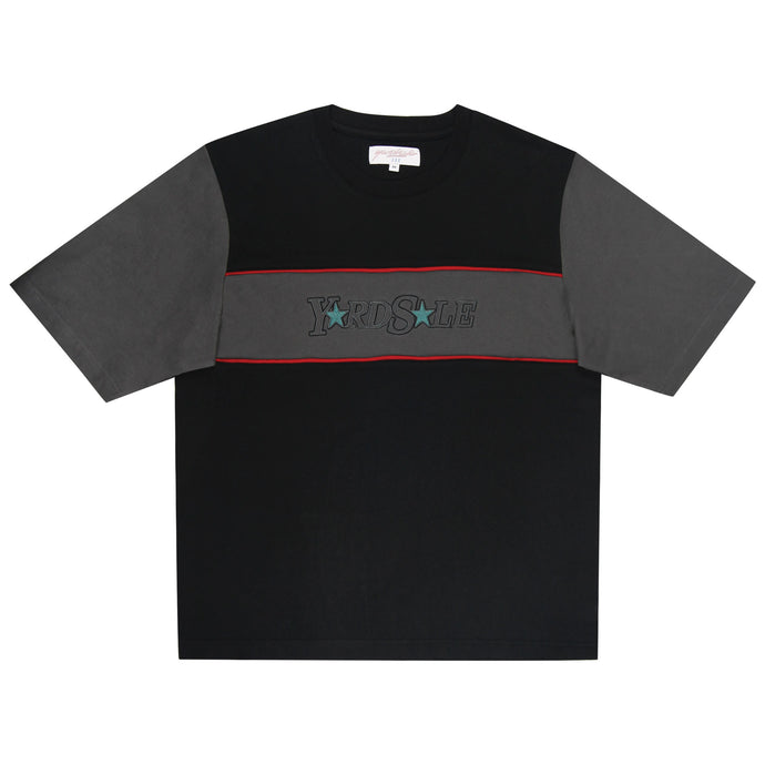 Yardsale Tommy Tee Black/Charcoal
