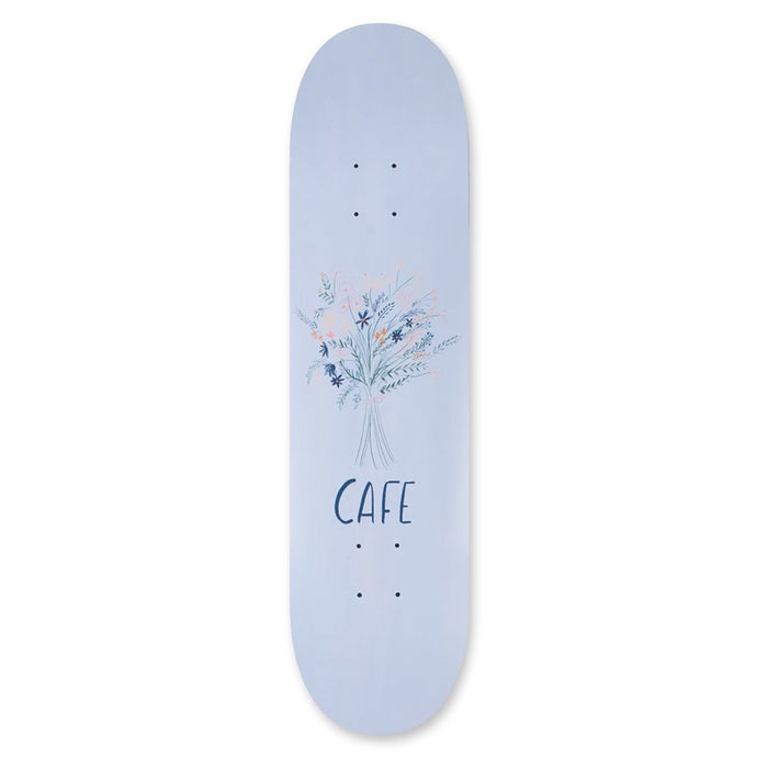 Skateboard Cafe Bouquet Deck Lavender - Assorted Sizes