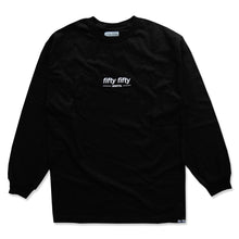 Fifty Fifty Bristol LS T-Shirt Black