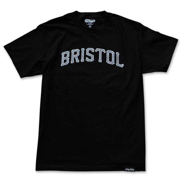 Fifty Fifty Bristol T-Shirt Black