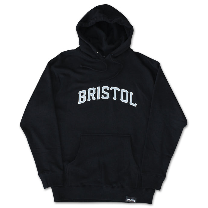 Fifty Fifty Bristol Hood Black