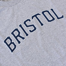Fifty Fifty Bristol T-Shirt Heather Grey