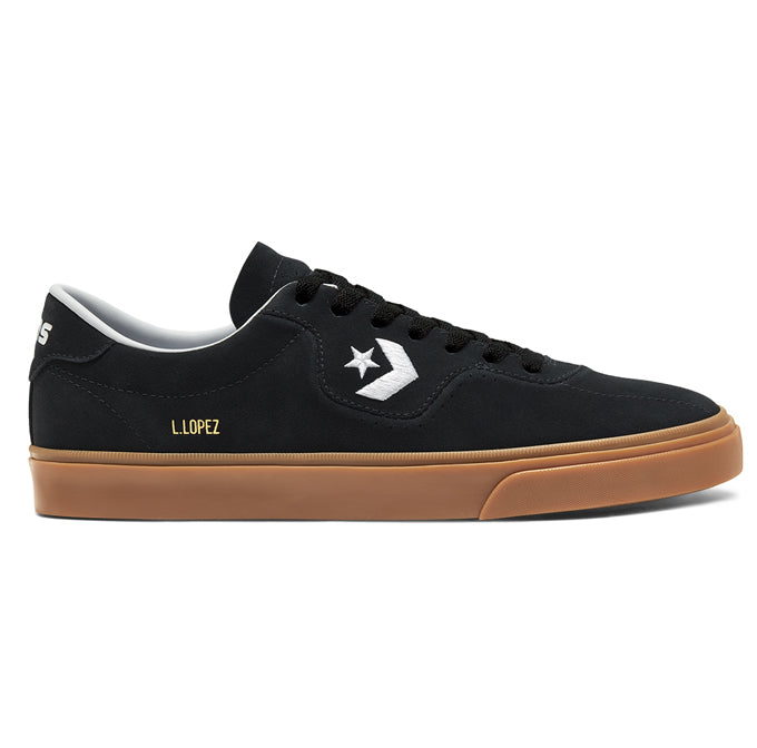 Converse Louie Lopez Pro Shoe Black / White / Gum