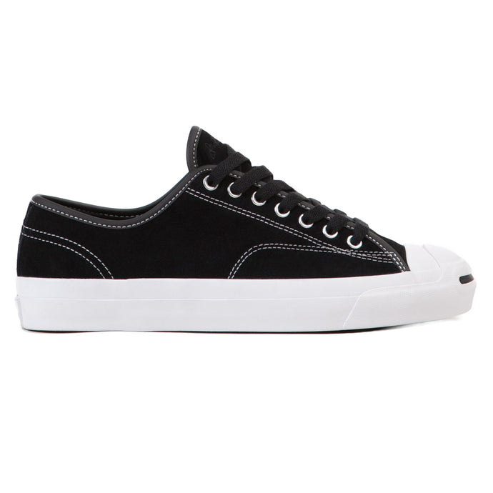 0807e13ce9cff2 Converse Cons Jack Purcell Pro OX Shoe Black White