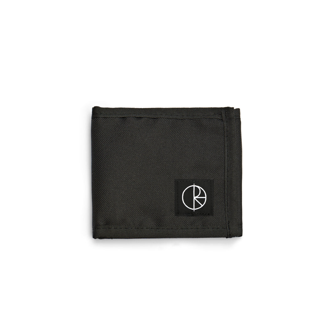 Polar Skate Co Cordura Wallet Black
