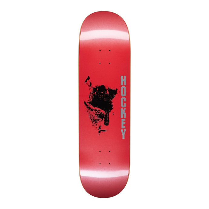 Hockey Chaos Deck Red 8.75