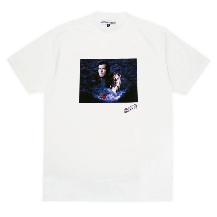 Alcohol Blanket Dantes Peak T-Shirt White