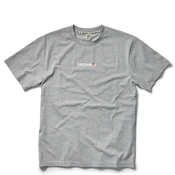 Droors Mountain T-Shirt Grey