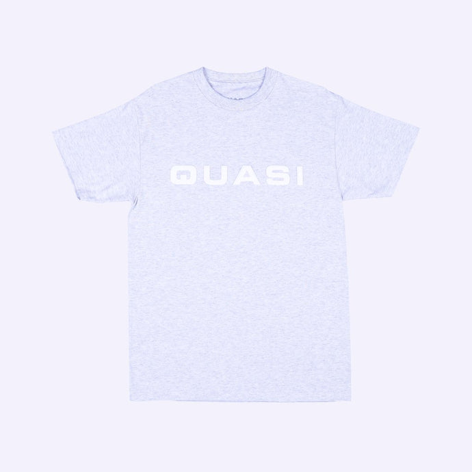 Quasi Euro T-Shirt Ash Heather