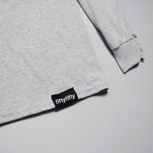 Fifty Fifty Trademark LS T-Shirt Grey