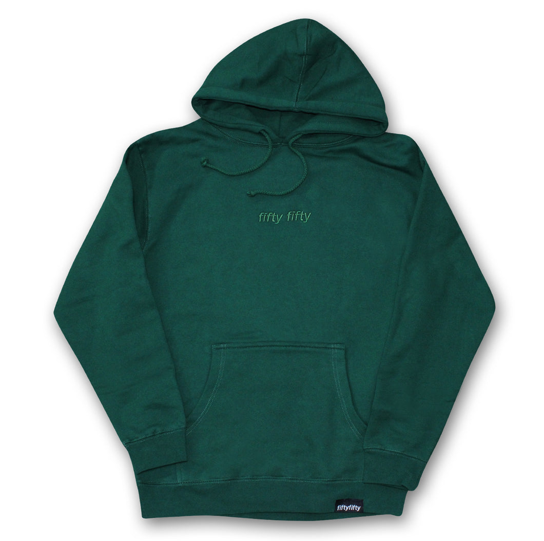 Fifty Fifty Tonal Hood Forest Green