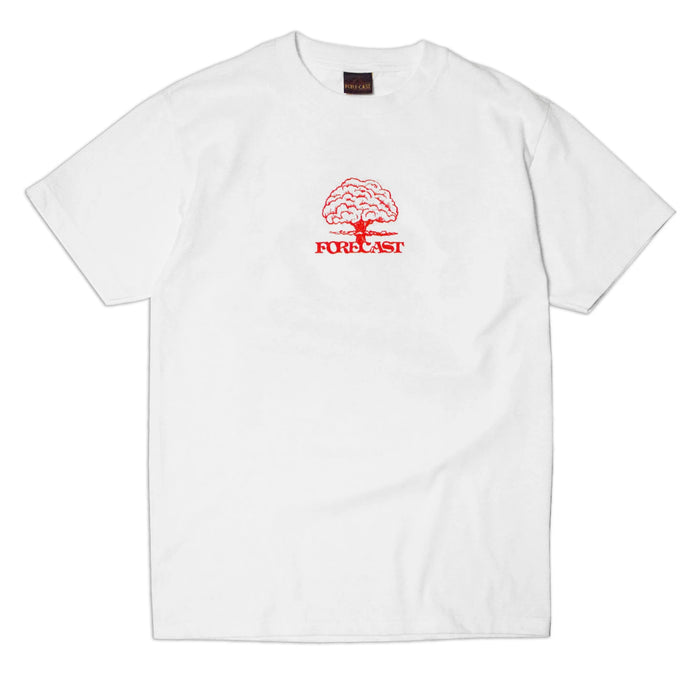 Fore-cast Brain Freeze T-Shirt White