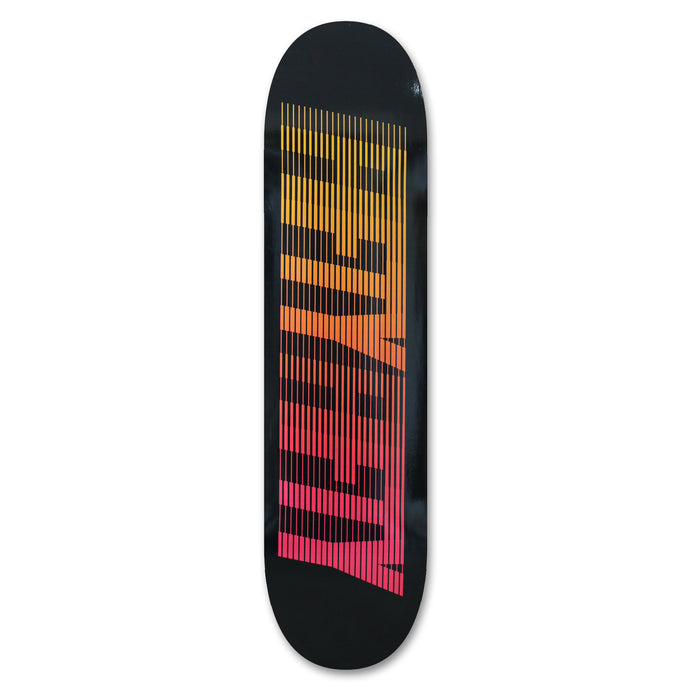 Fifty Fifty Fast Deck Black Assorted Sizes
