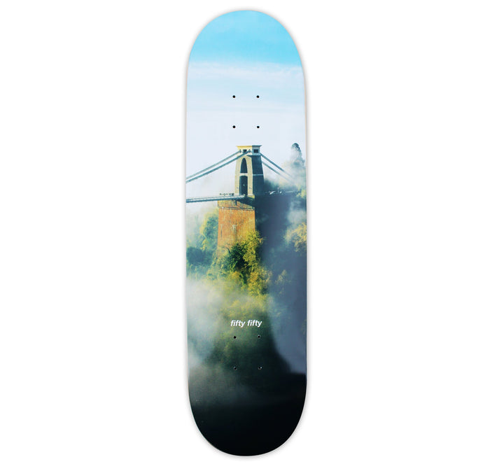 Fifty Fifty Bridge Deck Assorted Sizes