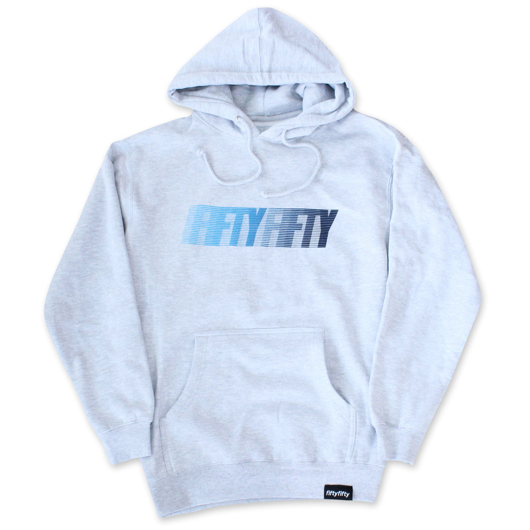 Fifty Fifty Fast Hood Heather Grey