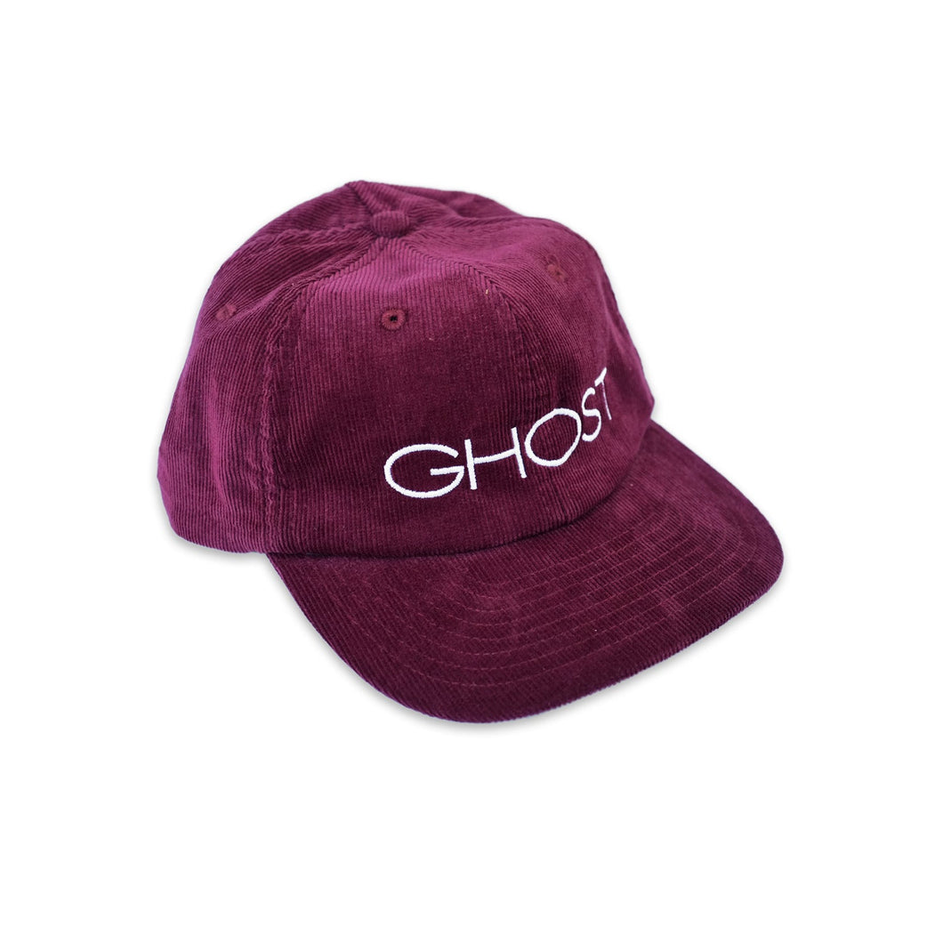 Alcohol Blanket Ghost Corduroy Cap