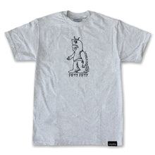 Fifty Fifty Gonz T-Shirt Ash Heather or Athletic Grey