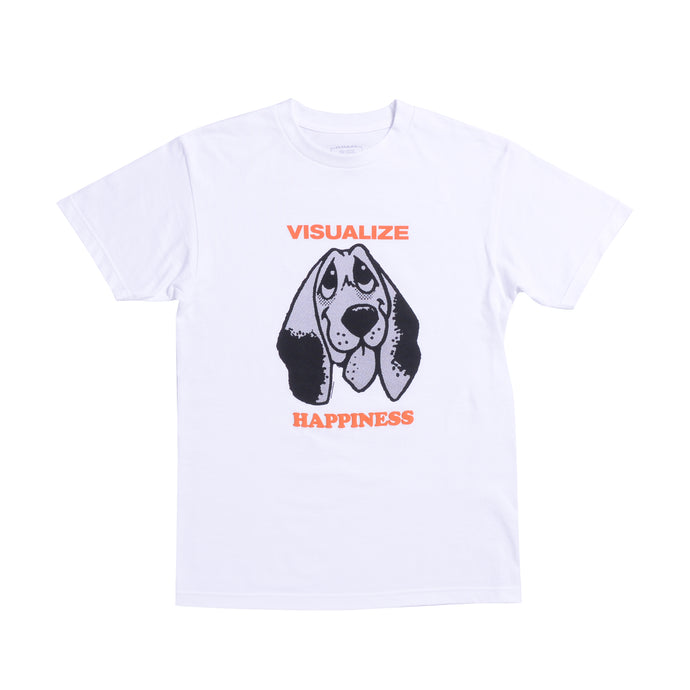 Quasi Happiness T-Shirt White