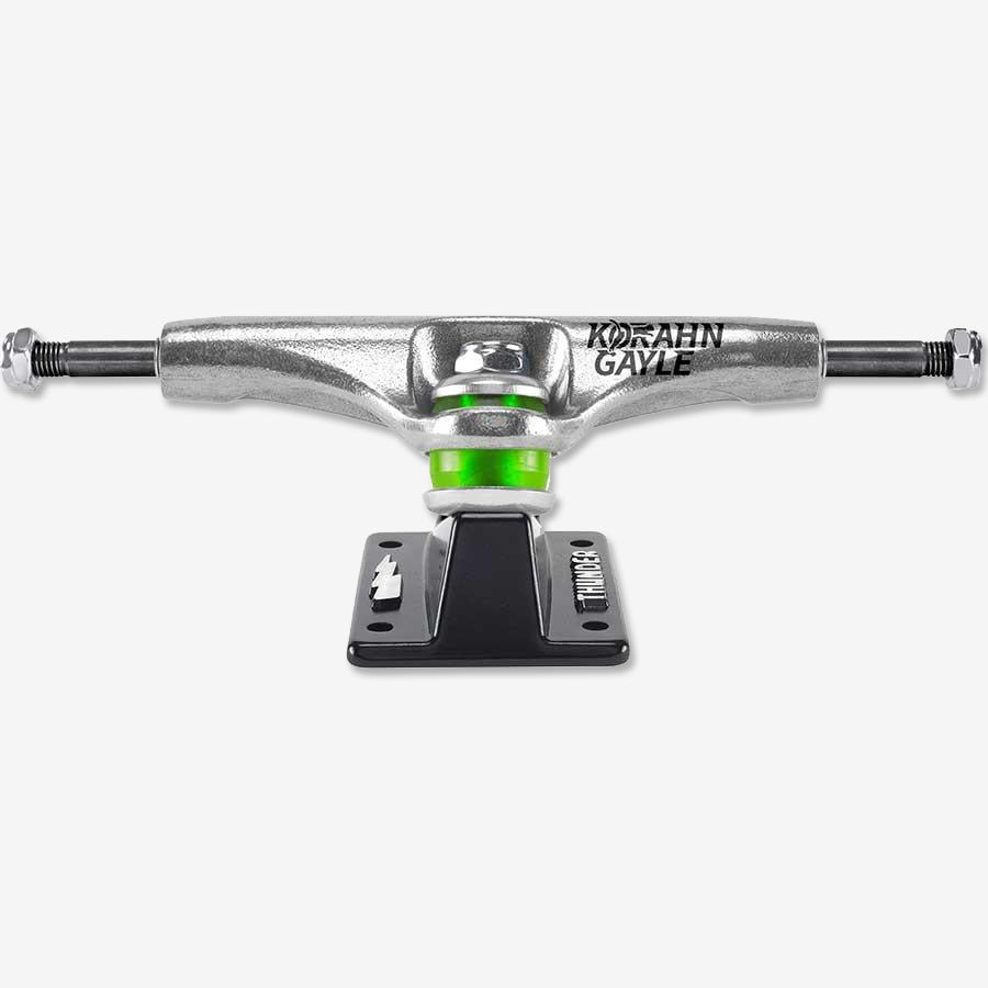 Thunder 148 Light Hi Korahn Gayle Pro Trucks Silver