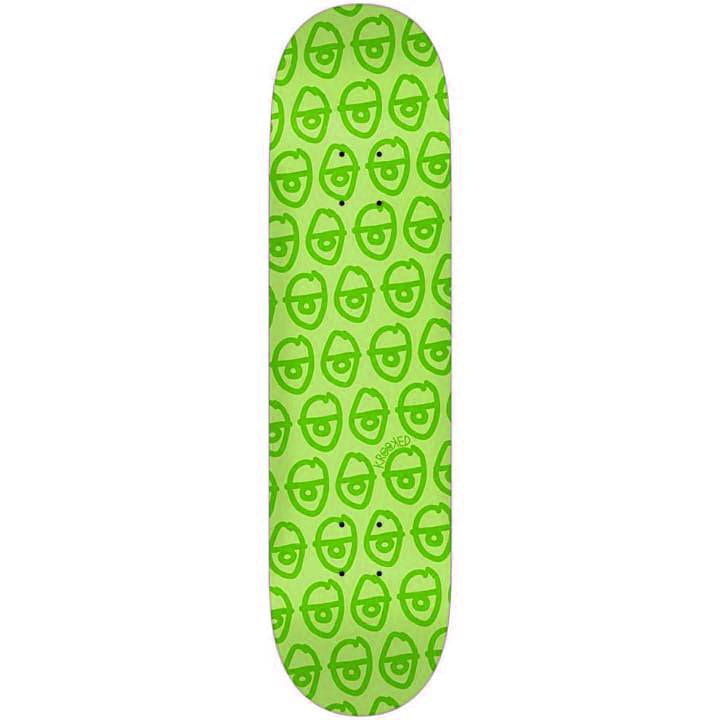 Krooked PP Ikons 2 Deck Green 8.25