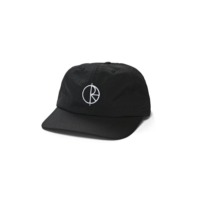 Polar Skate Co Lightweight Cap Black