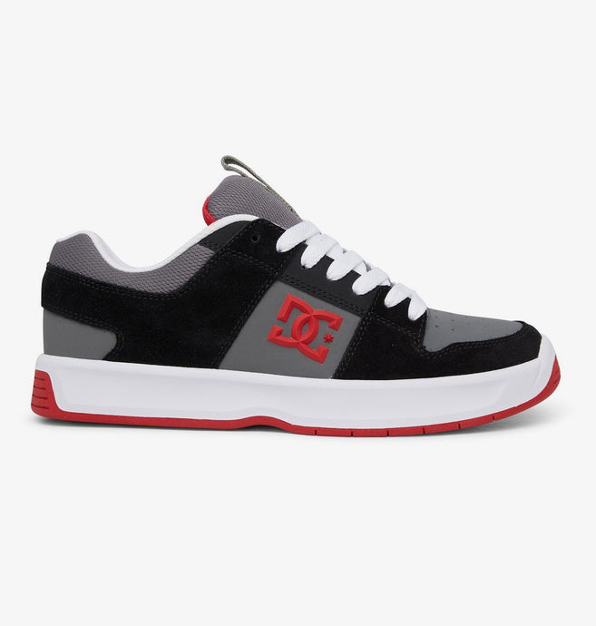 DC Lynx Zero Shoe Black / Grey / Red