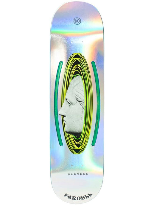 Madness Skateboards Fardell Escape Holographic R7 Deck 8.5""
