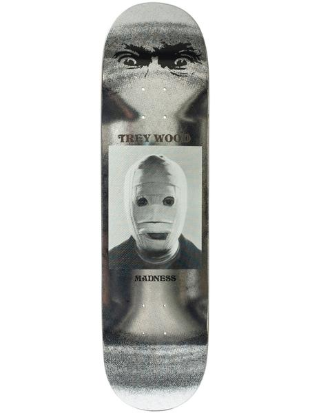 Madness Trey Bandage Holographic R7 Deck 8.25""