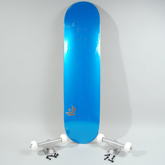 Mini Logo Complete Skateboard Blue - 8.00