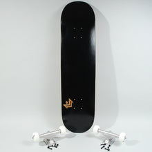 Mini Logo Complete Skateboard Black - 8.25""