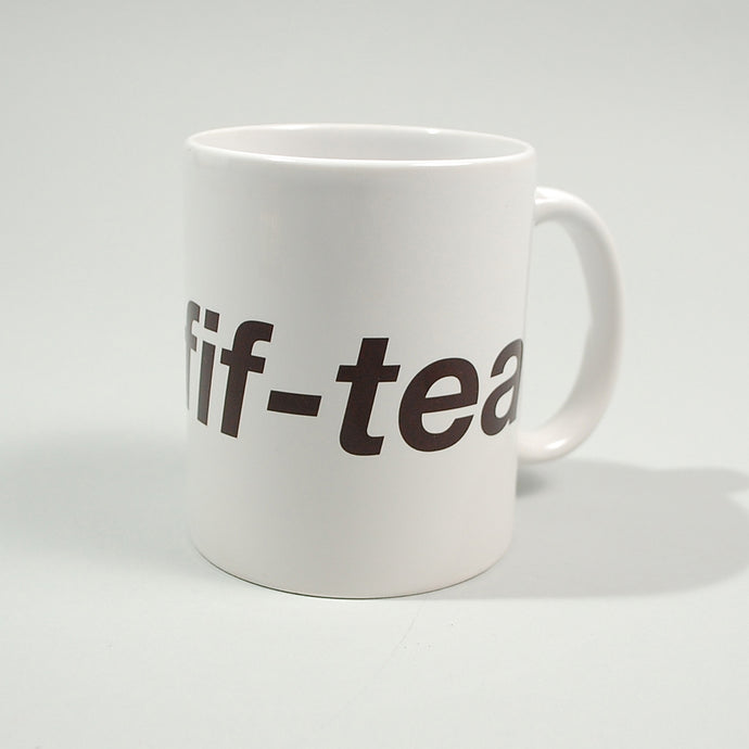 Fifty Fif-tea Mug