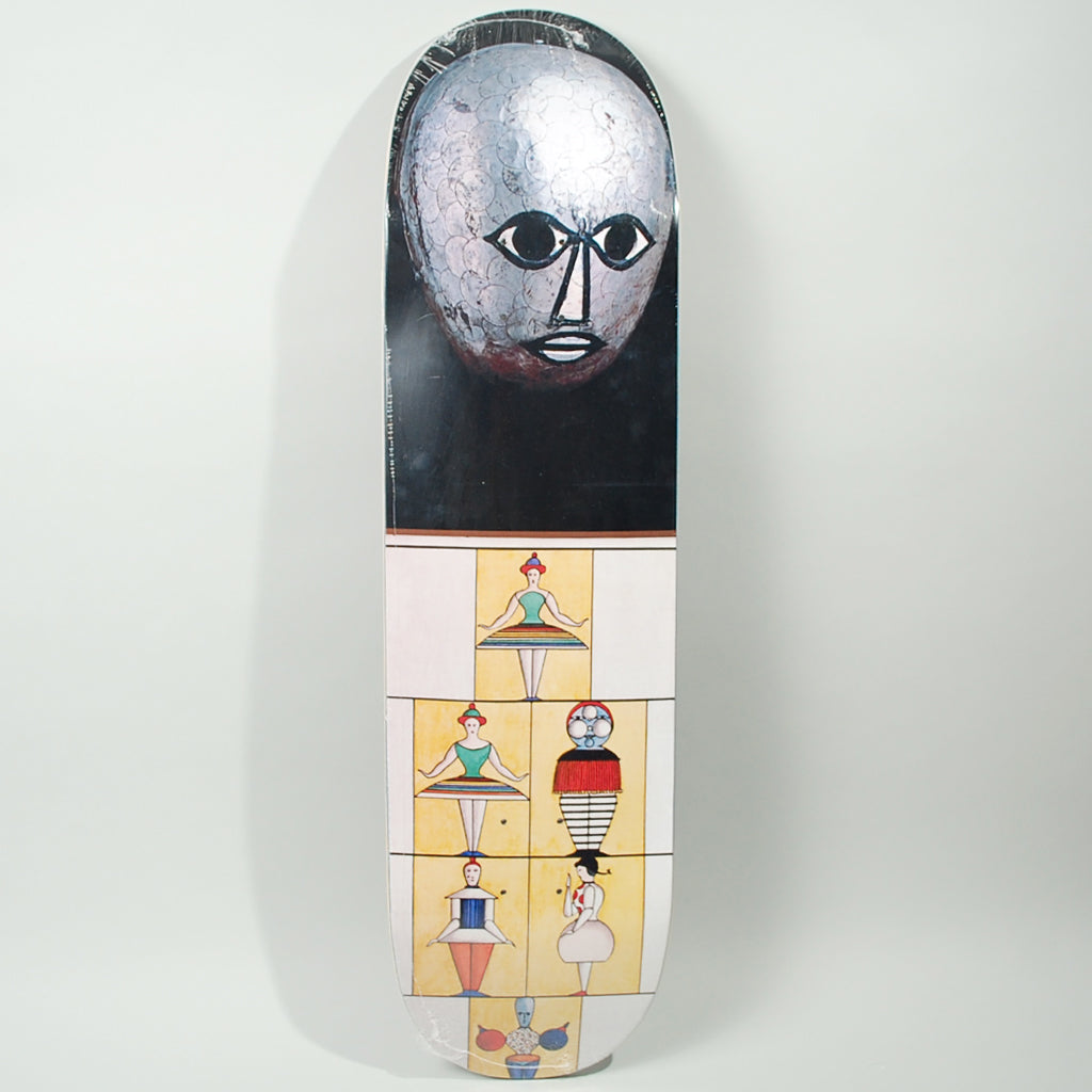 Isle Skateboards Mike Arnold Triadic Deck - All Sizes