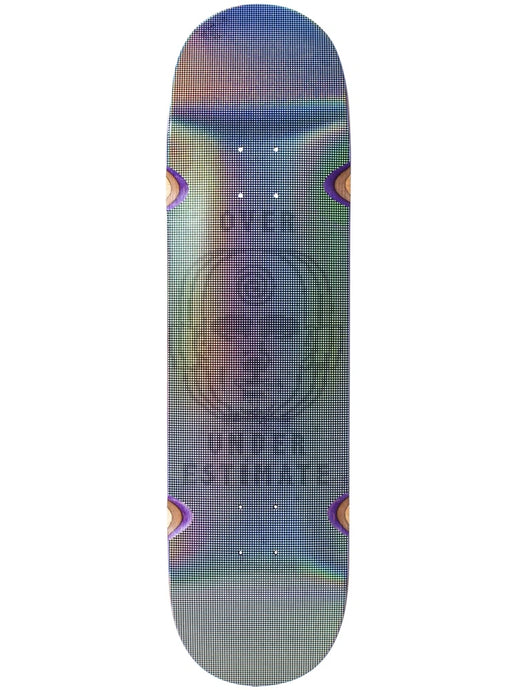 Madness Skateboards Factory O.U.E Holographic R7 Deck 8.5