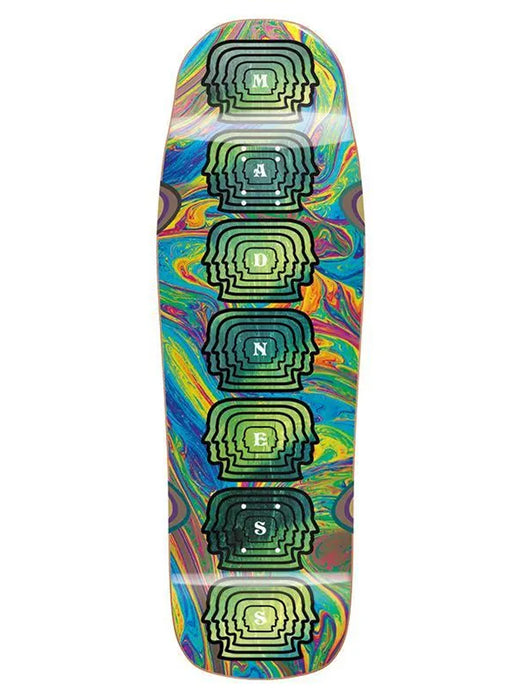 Madness Skateboards Mental Deck 10