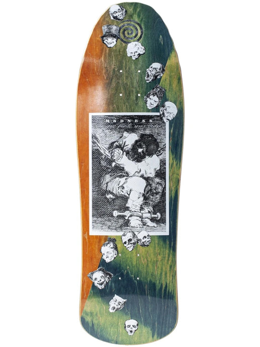 Madness Skateboards Captivity Deck 9.875