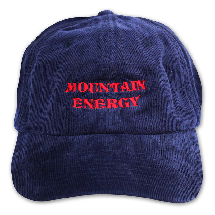 Fore-cast Mountain Energy Cord Cap Navy