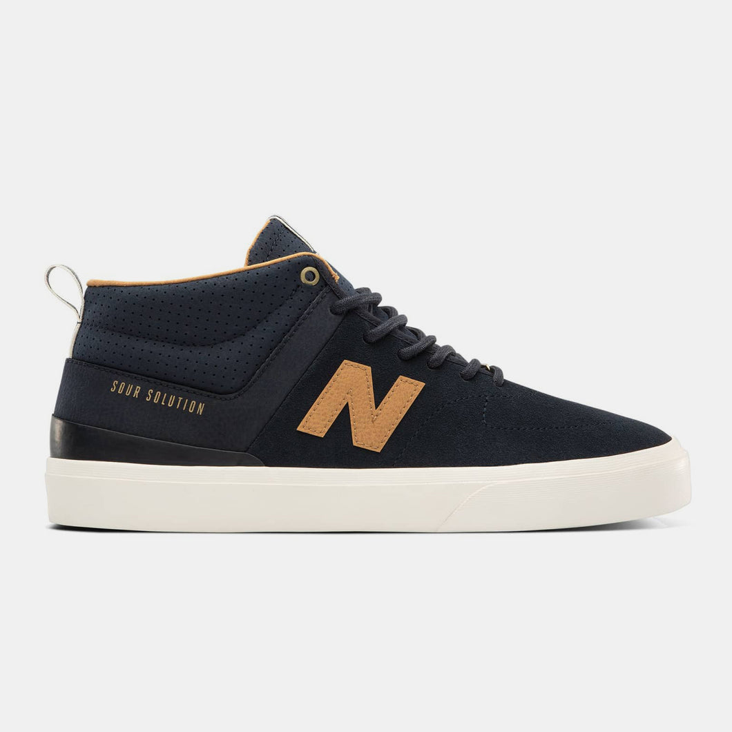 New Balance X Sour Solution 379 Mid Shoe Navy/Brown