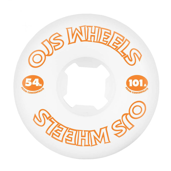 OJ Wheels From Concentrate Hardline 101a 54mm