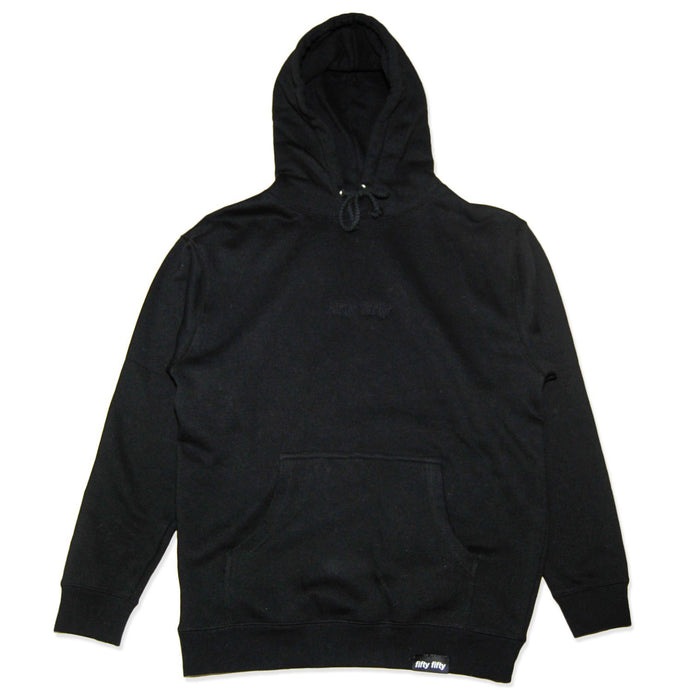 Fifty Fifty Tonal Outline Hood Black