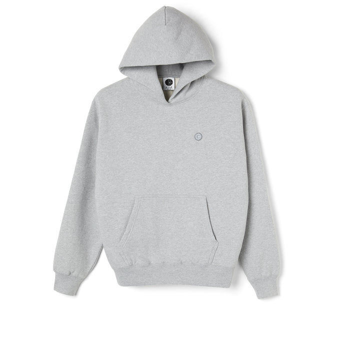 Polar Skate Co Patch Hood Sports Grey