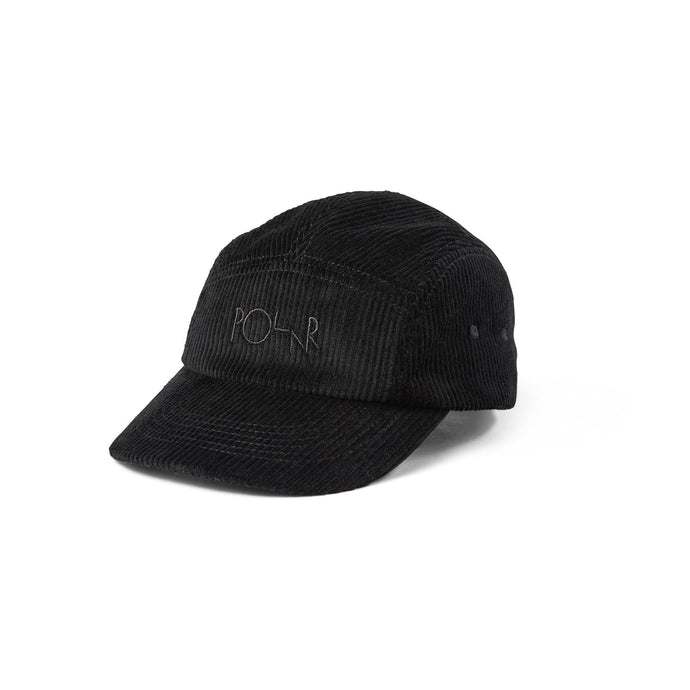 Polar Skate Co. Cord Speed Cap Black