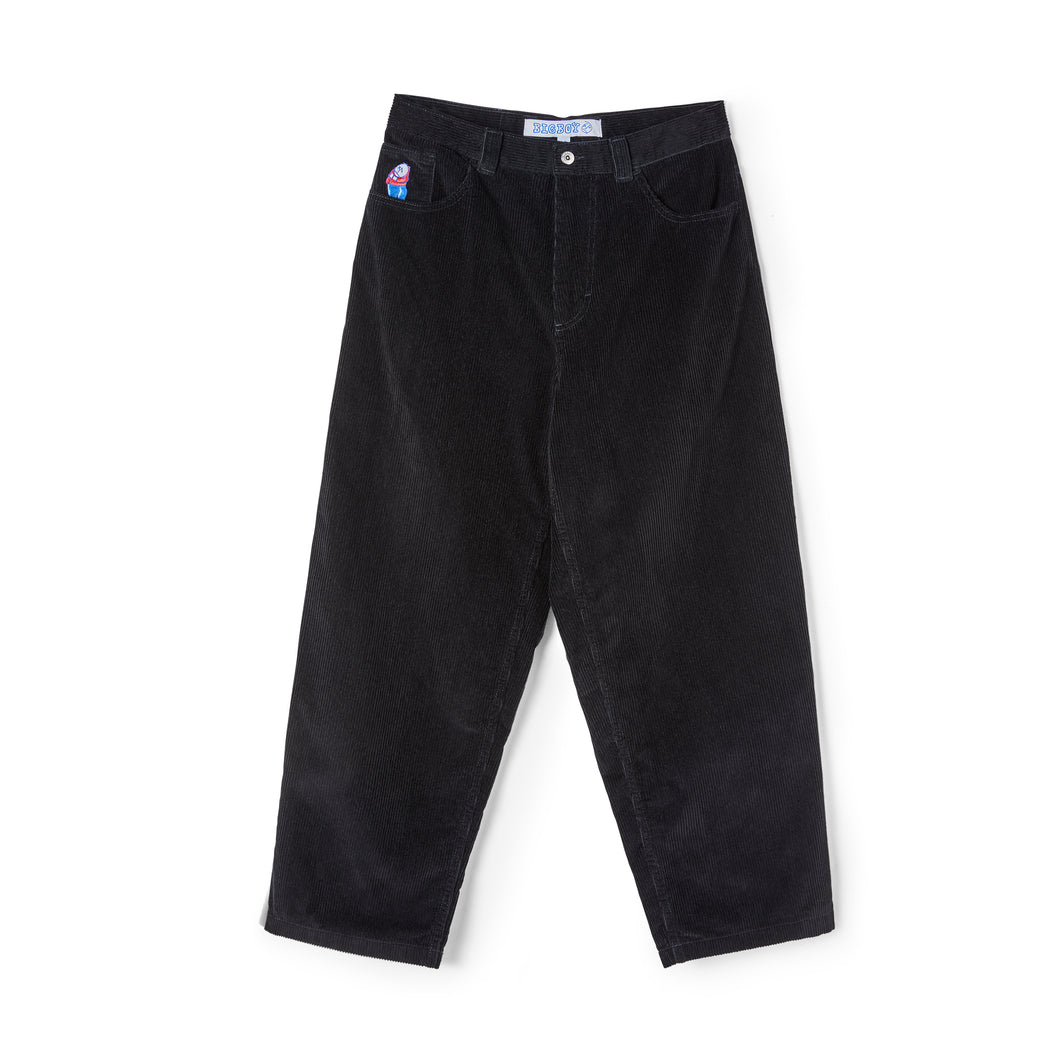 Polar Skate Co Big Boy Cords Black