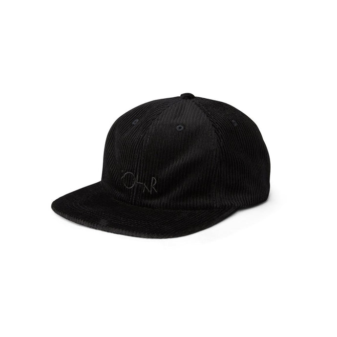Polar Skate Co Cord Cap Black