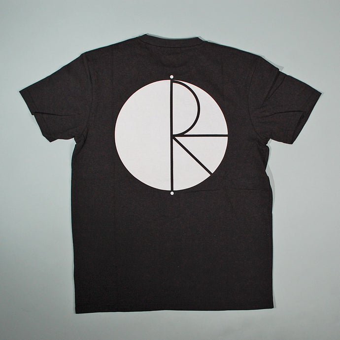 Polar Skate Co Fill Logo T-Shirt Black