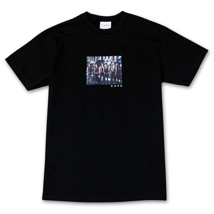 Skateboard Cafe Play T-Shirt Black