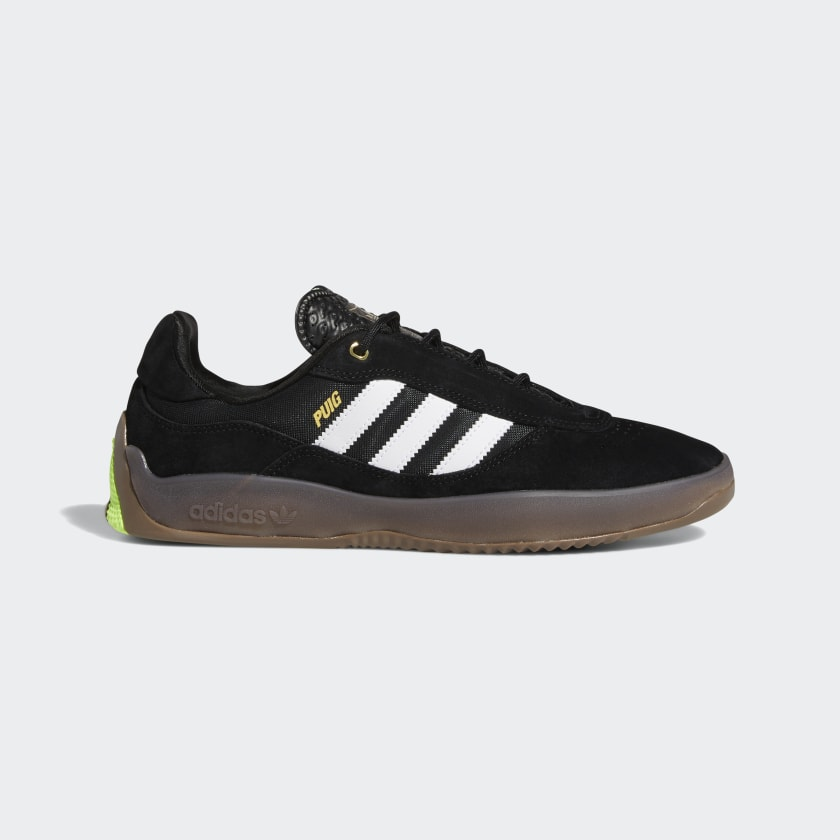 Adidas Puig Shoe Core Black / Cloud White / Gum