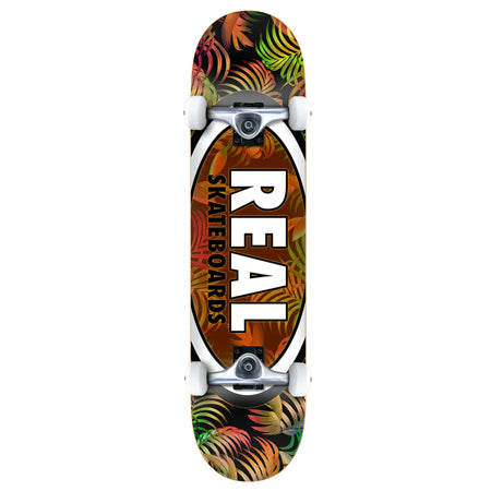 Real Skateboards Team Tropic Ovals 2 Complete 7.75