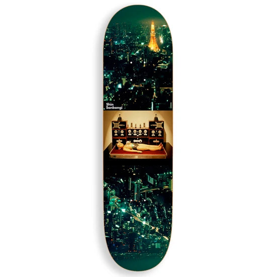 Polar Skate Co Shin Sanbongi Astro Boy Deck Assorted Sizes