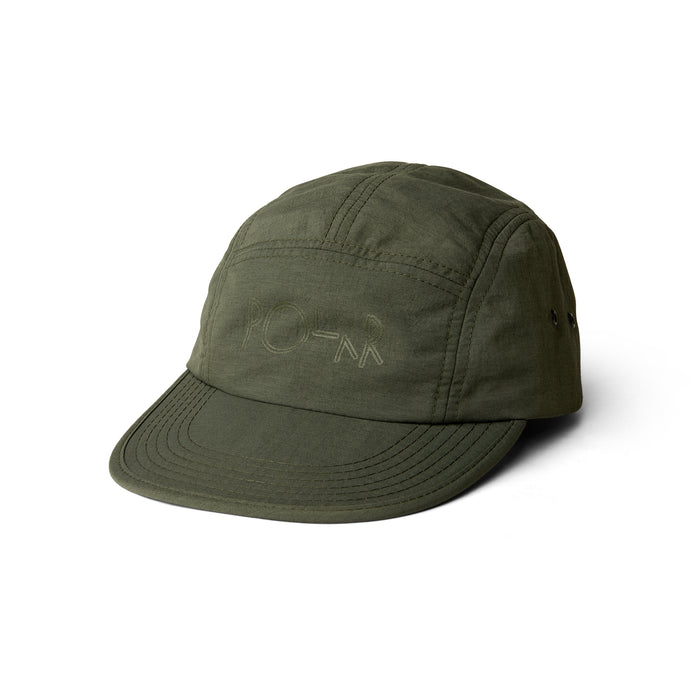 Polar Skate Co Speed Cap Army Green